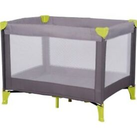 Baby Start Travel Cot USED ONCE ONLY!!