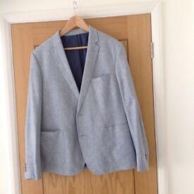 Men's linen jacket
