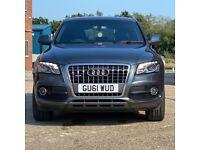 Audi, Q5, Estate, 2011, Semi-Auto, 1968 (cc), 5 doors