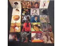 60 number Job Lot Vinyl Records from 60's & 70's