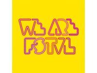 WEAREFSTVL weekend vip ticket we are festival