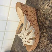 Authentic Christian louboutins wedges perfect condition