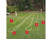 "Professional grade garden/horticultural large bore hose 19mm 3/4"""