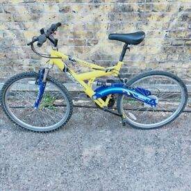 Bicycle emmelle ascent