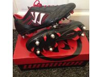 Warrior pro football boots