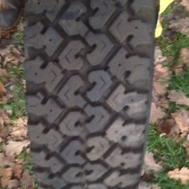165/13 x 3 tyres £40