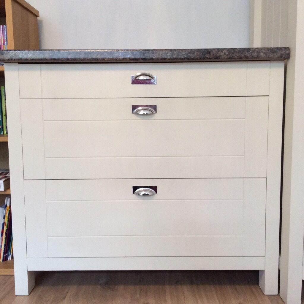 Kitchen drawer base units - Kitchen Drawer Base Unit Larder Cupboard