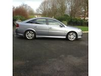 FOR SALE 2008 VAUXHALL VECTRA SRI. V6. 3.0 LITRE DIESEL WITH XP BODY KIT