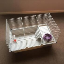Pets at Home - Small Pet/ Guinea Pig Hutch