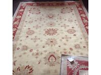 Persian rug Genuine 100% please review pics. Reduced by £1700