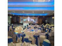 *** VENUE DECORATION – CENTREPIECE HIRE Tel:02084234330 or 07904938852 ***