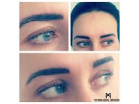 Microblading 150£ offer available until the end of December!