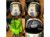 Littlelife toy story buzz lightyear backpack and reins