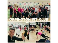 Orpington Fit Club - Free Community Exercise