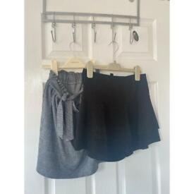 skort and skirt bundle
