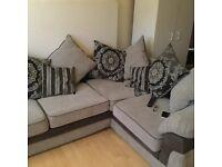 Corner sofa (Left hand)