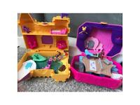Two polly pockets