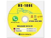 delphi cars trucks 2016 cd for new vci ds150e obd2