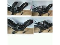 Abc Zoom Double Pushchair