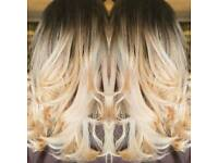 Hairstylist. OFFERS ON HAIR EXTENSIONS, KERATIN TREATMENT