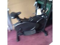 exercise bike very good condition