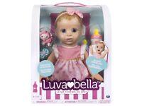 Luvabella Blonde Brand new in box. £150 ovno