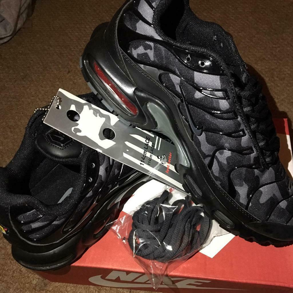 e2aeadb85a SIZE 6 7 8 9 10 11 BRAND NEW NIKE TN BOXED TRAINERS TNs (NOT) 90 110s 95  110 adidas 97 air max