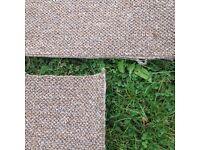 Beige Carpet off cut