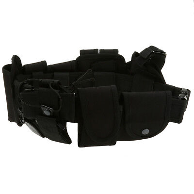 Utility Kit Bag - Army Utility Belt Waist Bag Security Police Guard Kit Law Enforcement Pouch