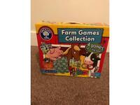 Orchard farm games