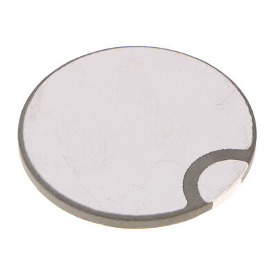 1 Set Piezo Ceramic Transducer Disc Ultrasonic Transducer Cleaner