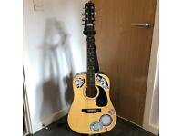 Fender Squire SA-110 Acoustic Guitar