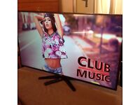 LUXOR 43-inch 4K ULTRA HD Smart LED TV,built in Wifi,Freeview HD,Netflix, Fully Working
