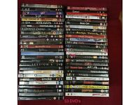 93 DVD's for sale plus 17 DVD Series , see photographs for detail