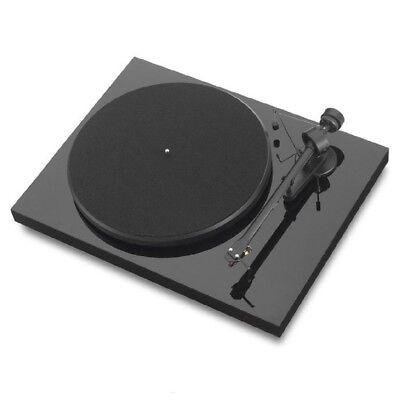 Usato, Pro-Ject Debut III Hochglanz Plattenspieler mit Ortofon OM5E - schwarz usato  Spedire a Italy