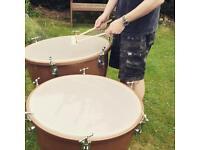 Premier Timpani Drums (pair)