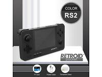 Retroid Pocket 2 - Handheld emulator console - RS2 edition - Brand new
