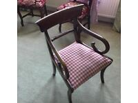 Classic stylish chair