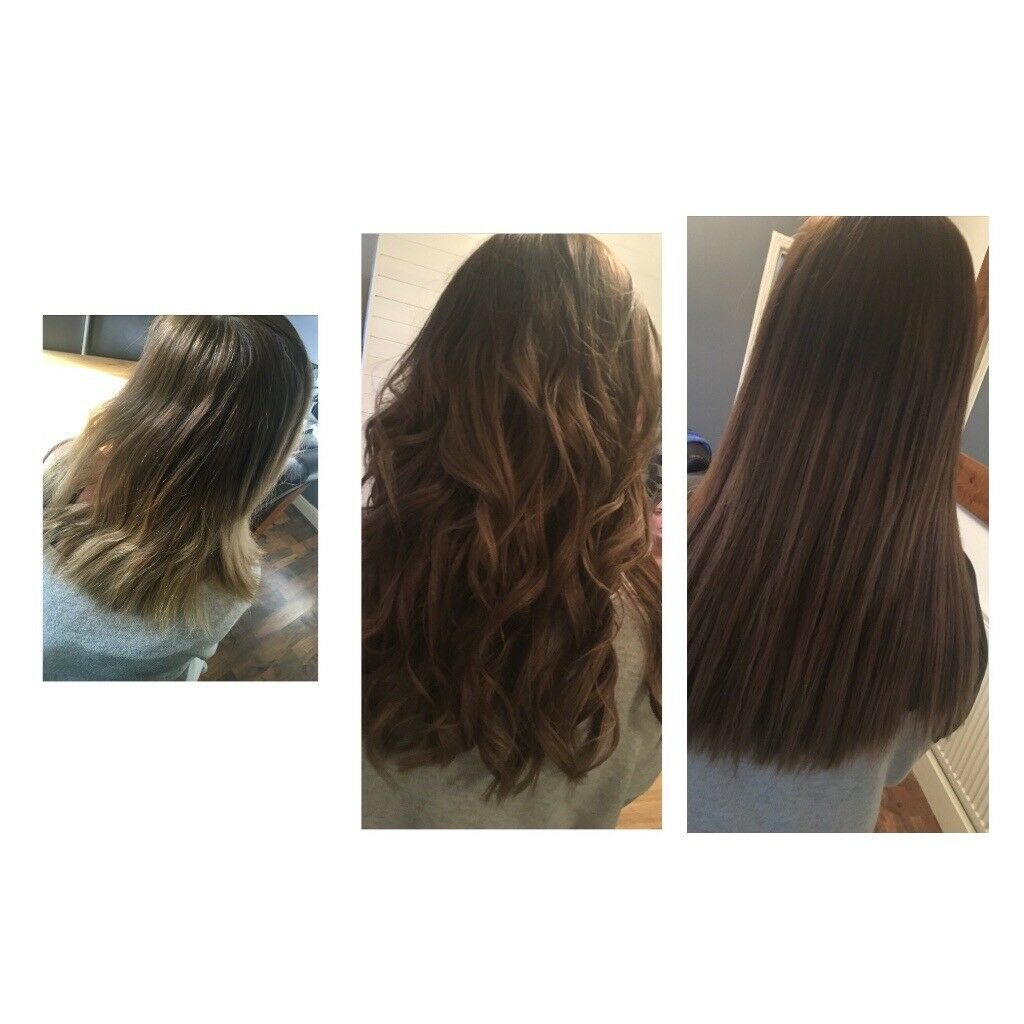 Hair Extensions With Over 10 Years Experience