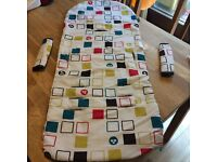Mammas and Pappas pushchair liner