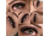 Eyelash extension ***Microblading brows***Waxing.