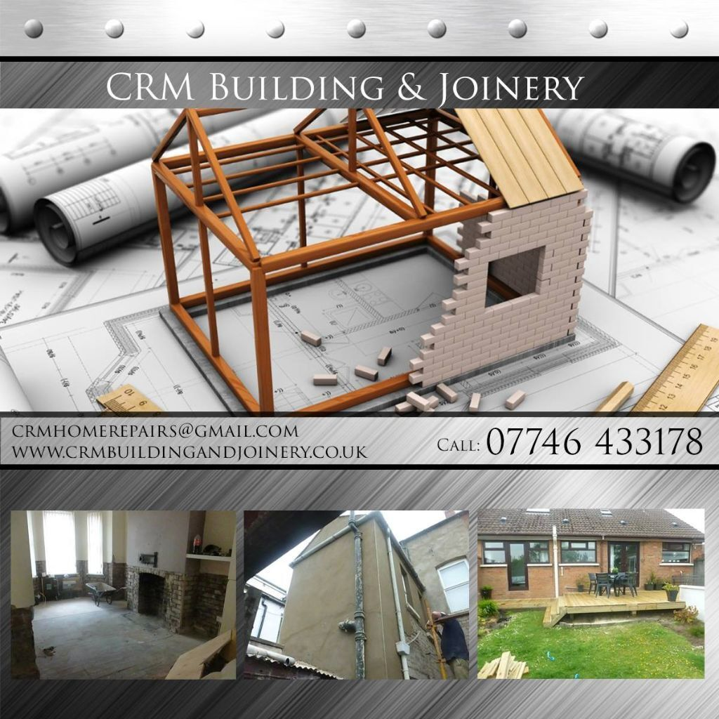 CRM Building & Joinery - Roofing
