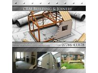 CRM Building & Joinery - Roofer