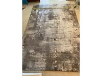 Massive taupe rug 198cm x 289cm collection SO16