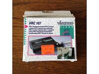 Vivanco VRC 108 Cleaning Cassette with HiTec Brush - NEW