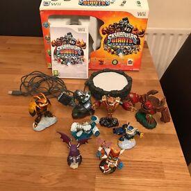 Wii game Skylanders Giants