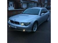 Bmw 735i E65 7 Series 735 - Open To Offers
