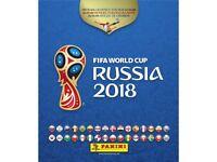 Panini 2018 FIFA World Cup Russia 2018 Sticker Swaps
