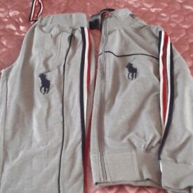Ralph Lauren (Polo) tracksuit SIZE small/medium