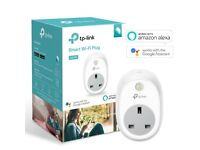 TP-LINK WiFi Smart Plug HS100 2ND GEN Works with Amazon Echo Alexa Google Home